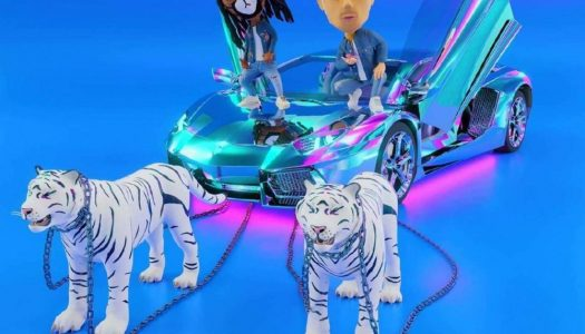 "Diplo and Starrah Drop ""Swerve"" Lyric Video"