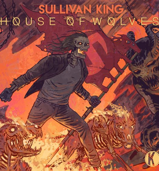 Sullivan King House of Wolves EP
