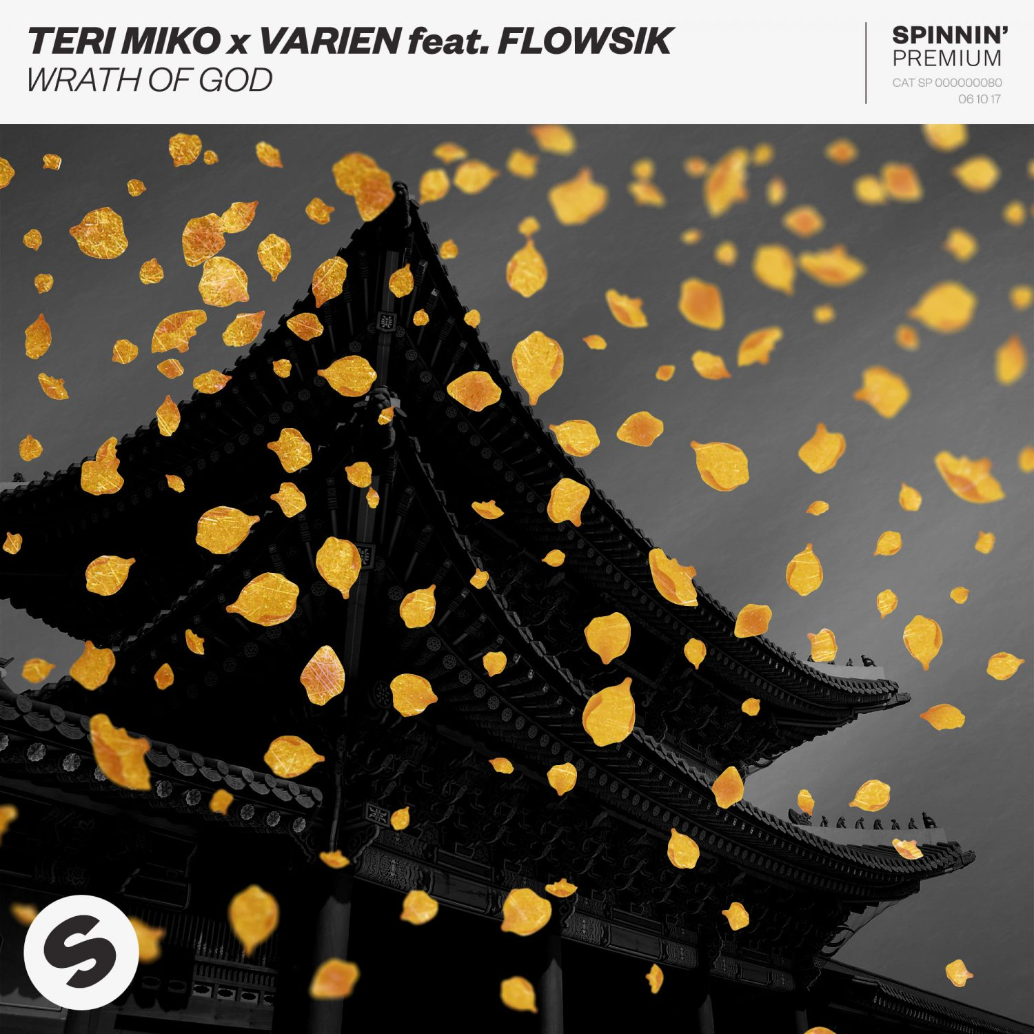 Teri Miko Varien Flowsik Wrath of God Spinnin Records
