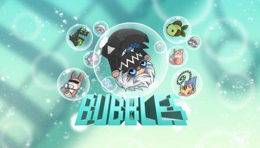 "Tokyo Machine Drops Sparkling Single ""Bubbles"""