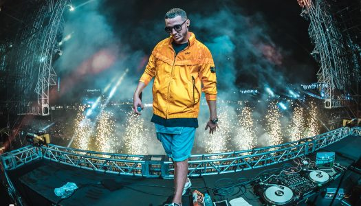 "DJ Snake Releases New Single ""Magenta Riddim"""