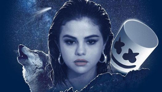 "Selena Gomez and Marshmello Reveal ""Wolves"""
