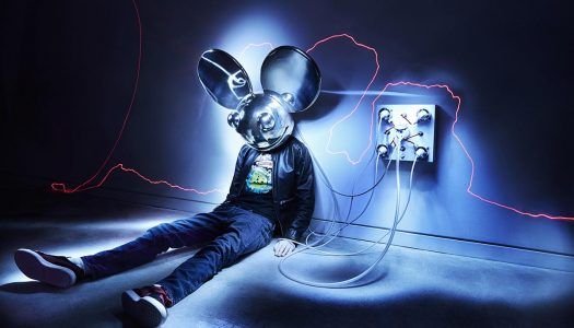 Deadmau5 Plays New Track at Red Rocks Amphitheatre [VIDEO]