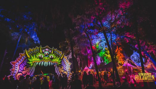 Suwannee Hulaween Announces Charitable Causes Around Sold Out Festival