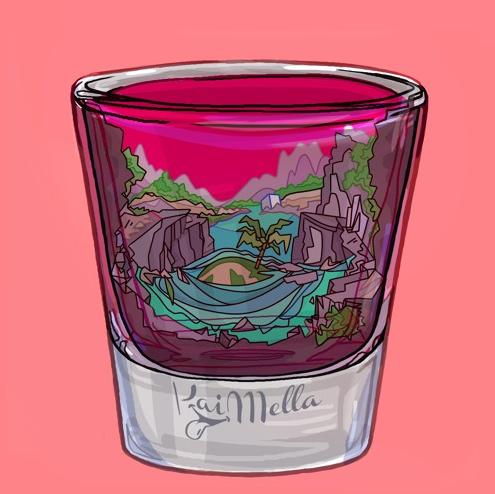 Kai Mella Lowkey Alcoholic
