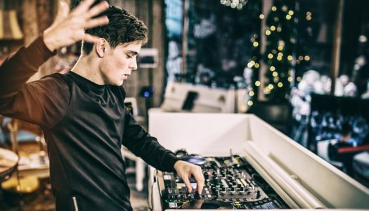 "Martin Garrix Releases New Collaboration With Matisse & Sadko, ""Forever"""