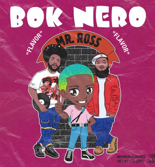 Bok Nero Jahlil Beats Mr. Ross