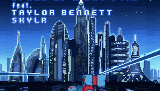 "Pegboard Nerds, Taylor Bennett & Skylr Team Up For ""Speed of Light Pt. 2"""
