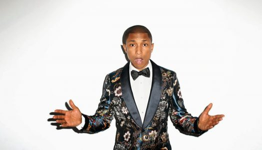 Pharrell to Produce a Horror Film About a Rave Gone Wrong