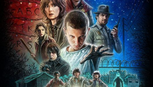 'Stranger Things' Season 2 Soundtrack Revealed [LISTEN]