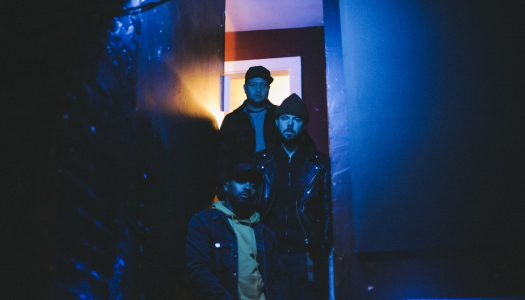 "Keys N Krates Drop ""Glitter"" featuring Ambre Perkins"