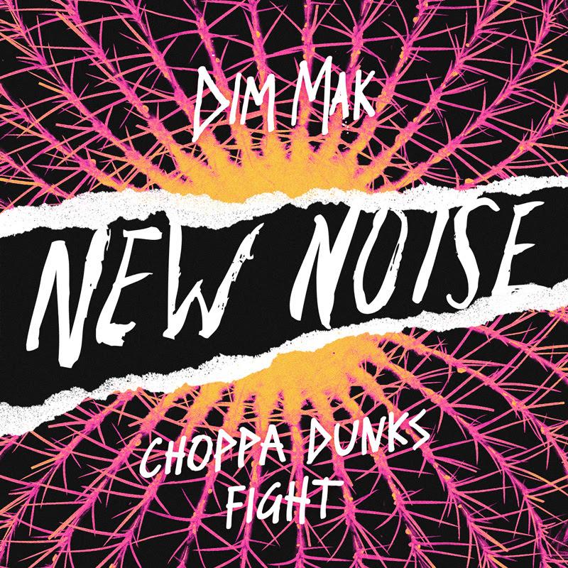 Choppa Dunks Fight Dim Mak