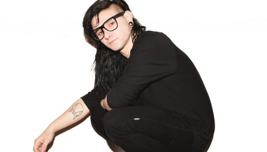 "Skrillex Returns as Lead Vocalist on From First to Last's ""Surrender"""