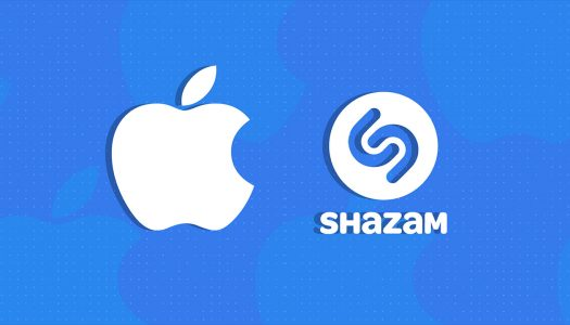 Apple Buys Shazam for $400 Million