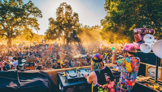 Dirtybird Campout East Announces Massive Phase 2 Lineup