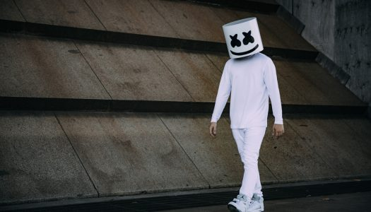 GQ Names Marshmello as Worst Dressed of 2017