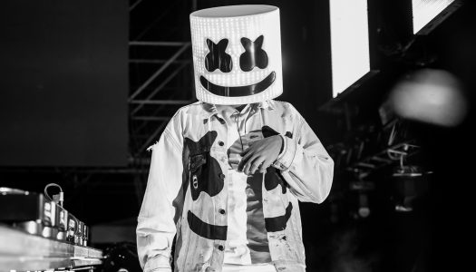 "Marshmello Collaborates with G-Eazy & Vic Mensa on ""Reverse"""