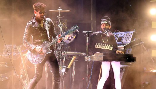Chromeo and The Glitch Mob Announce Red Rocks Show