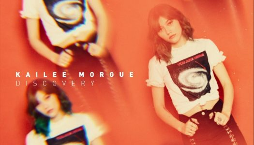 "Kailee Morgue Premieres New Track & Lyric Video for ""Discovery"""