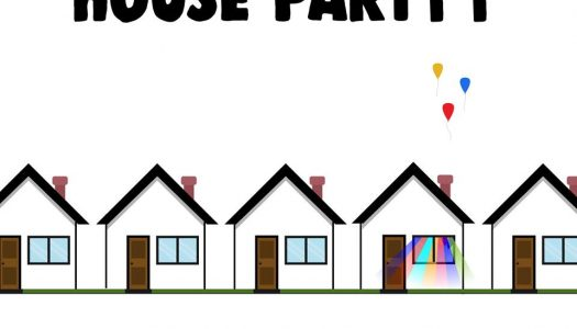 "G-House Birthdayy Partyy Gifts Single ""House Partyy"" [Free Download]"