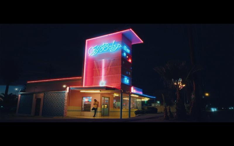 Marshmello and Lil Peep Spotlight Music Video