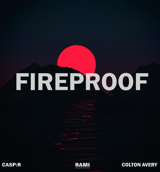 Rami CASP:R Colton Avery Fireproof disco:wax