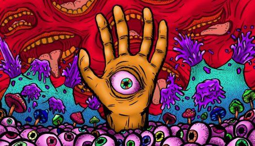 REZZ Illustrator Luis Colindres Launches Kickstarter Campaign