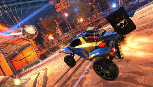 Rocket League x Monstercat Vol. 2 EP Announced in Multi-EP Deal