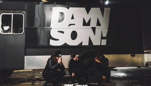 NP Exclusive Mix: DAMN SON!