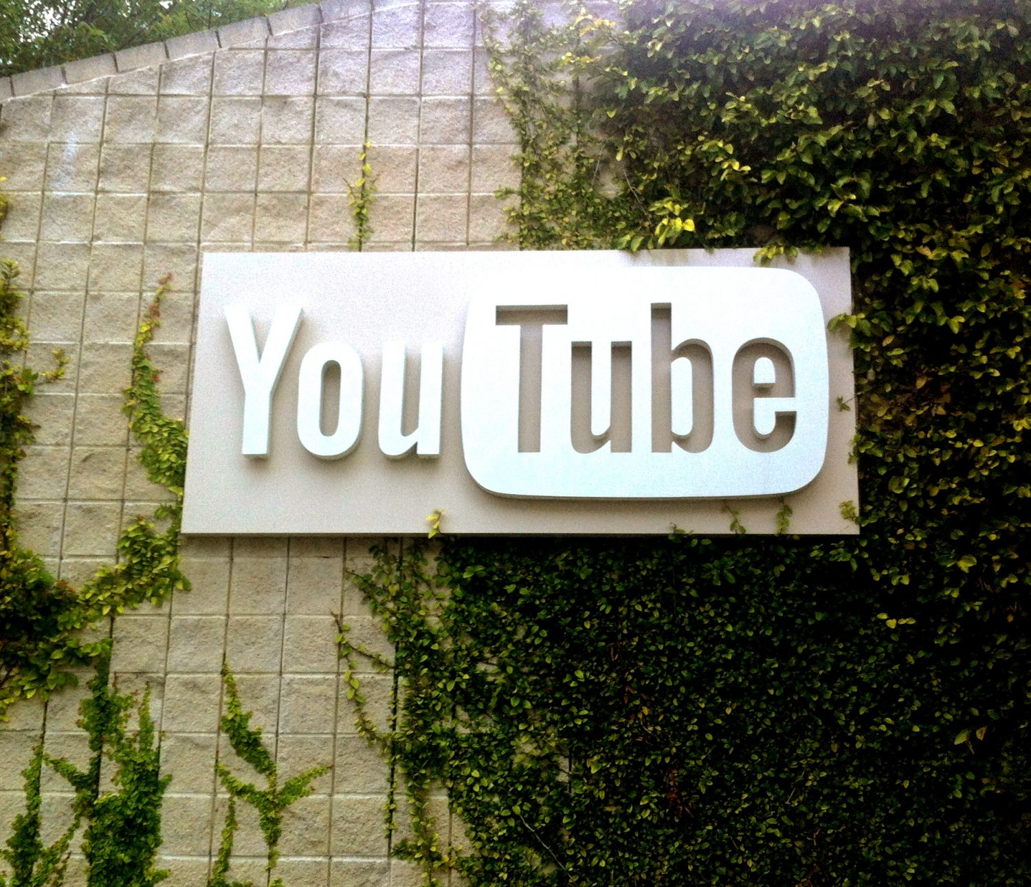 YouTube sign in San Bruno, CA