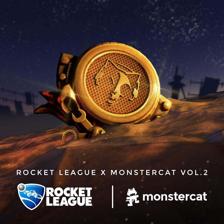 Monstercat & Rocket League Release 'Vol  2' EP - Noiseporn