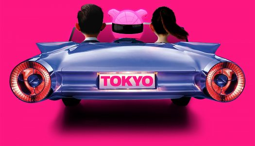 "Digital Farm Animals, Shaun Frank & Dragonette Drop ""Tokyo Nights"""