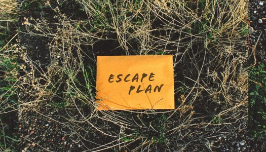 "Thoreau Shares His Genius ""Escape Plan"""