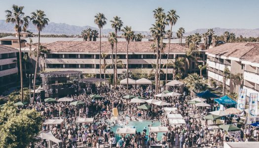 Day Club Announces Complete Lineup for Coachella Parties