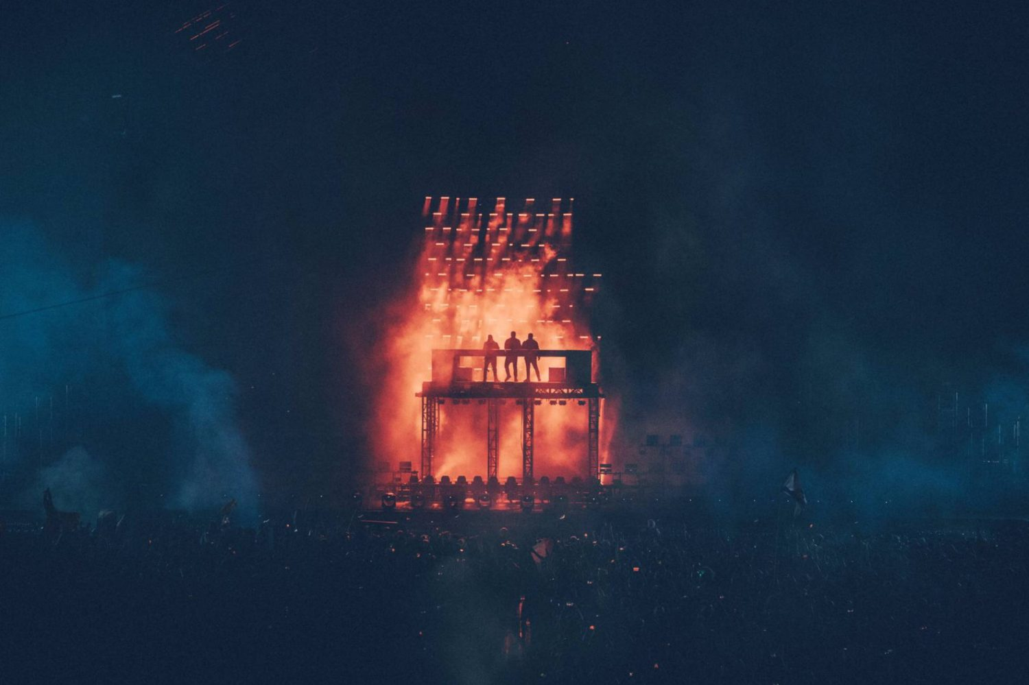 Swedish House Mafia Ultra 2018