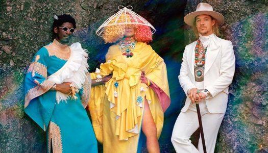 "Diplo Drops ""Genius"" With Sia + Labrinth, aka LSD"
