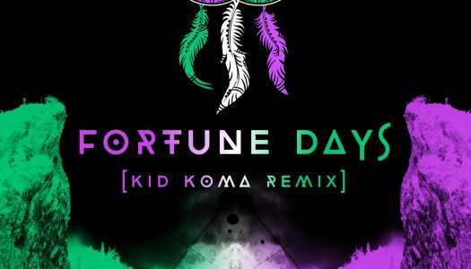 "Kid Koma Shares Dark ""Fortune Days"" Remix"