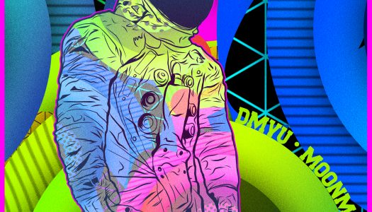 DMVU Releases Mind-Altering 'Moon Man' EP on Circus Records