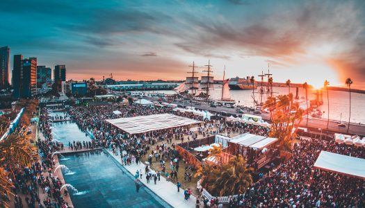 CRSSD Drops Full 2018 Lineup for San Diego Fall Festival