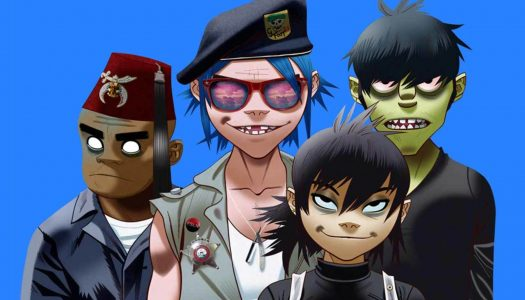 Gorillaz Announce Demon Dayz Festival Lineup and More