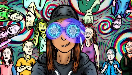 REZZ Illustrator Luis Colindres Releases Coloring Book