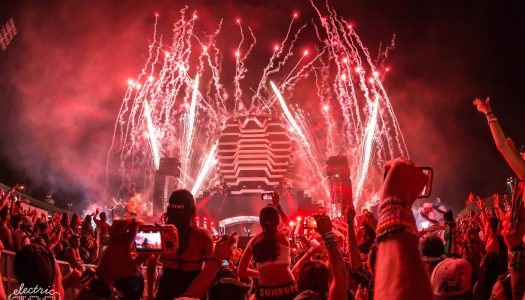 Five Acts to See at Electric Zoo This Weekend