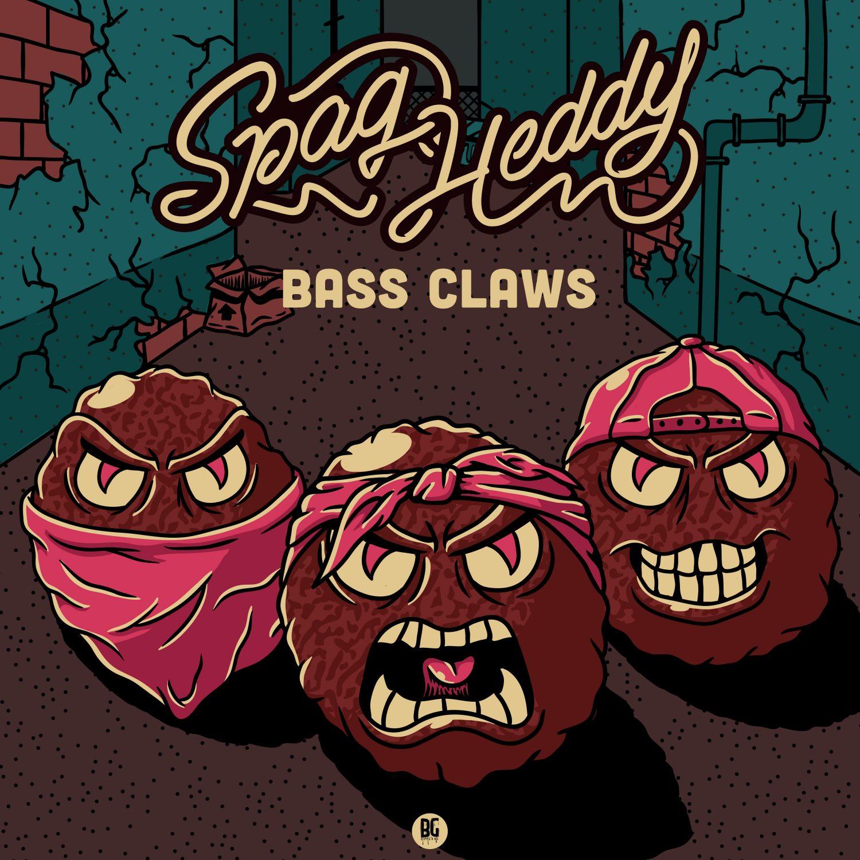Spag Heddy Bass Claws