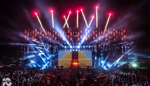 Top 5 Sets of Electric Zoo 2018