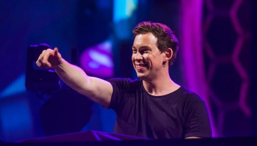 Hardwell Announces He Is No Longer Touring