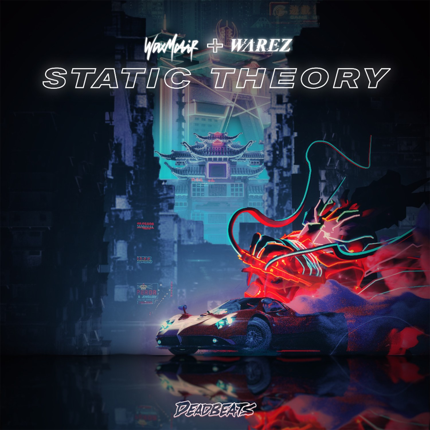 Wax Motif & Warez Offer Electrifying New Release