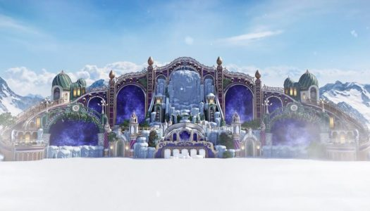 Tomorrowland Winter Unveils Main Stage Design