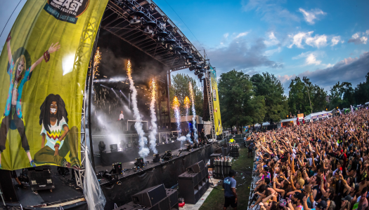 NCMF Unveils Intimate 2019 Lineup Featuring Bassnectar, Major Lazer + More