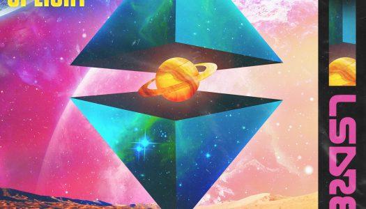 LSDREAM Releases 'RENEGADES OF LIGHT' Album