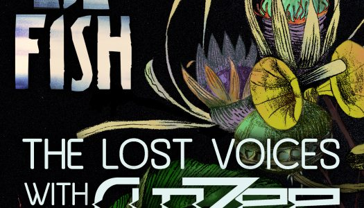 "Lil Fish Teams Up With CloZee for ""The Lost Voices"""